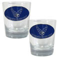 Air Force Rocks Glass Set