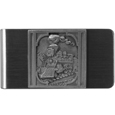 Large Money Clip - Train