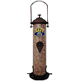 Navy Bird Feeder