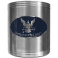 Navy Can Cooler