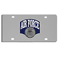 Air Force Logo License Plate