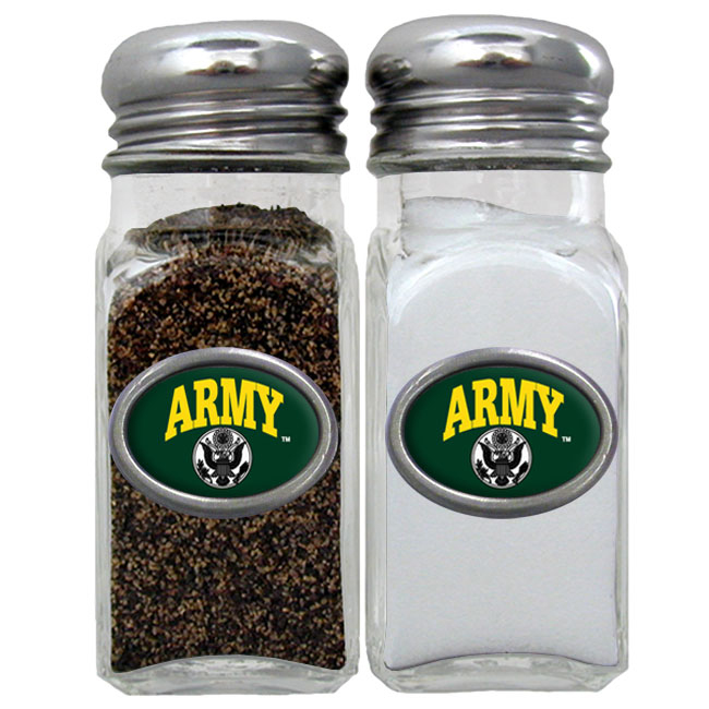 Army Salt & Pepper Shakers