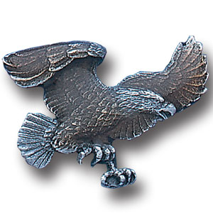 Pin - Eagle - Our fully cast and enameled eagle pin features exceptional detail with a hand enameled finish.
