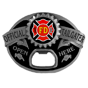 Firefighter Buckle -
