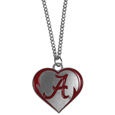 College Heart Necklace