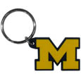 Michigan Wolverines Key Chains