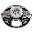 Gonzaga Bulldogs Tailgater Belt Buckle
