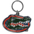 College Chrome and Enamel Key Chains