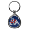 Fresno St. Bulldogs Key Chains