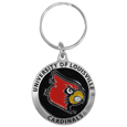 Louisville Cardinals Key Chains