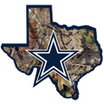 NFL Mossy Oak State Decal