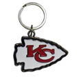 NFL Chrome and Enamel Key Chains