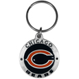 Metal Team Key Chain