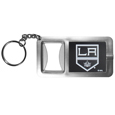NHL® Flashlight Key Chain With Bottle Opener