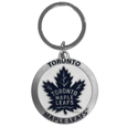 NHL® Carved Metal Key Chain