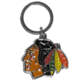 Chicago Blackhawks® Key Chains