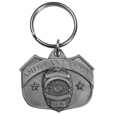 American Lawmen Antiqued Key Chain