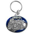 Siskiyou Automotive KR108E Metal Key Chain