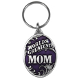 Key Ring - World's Greatest Mom