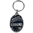 Key Ring - World's Greatest Grandma